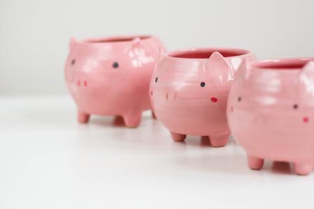 Стаканы свинки