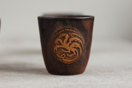 Таргариены — Керамические стаканы