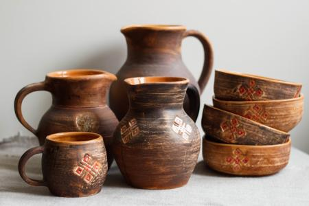 Традиционная керамика