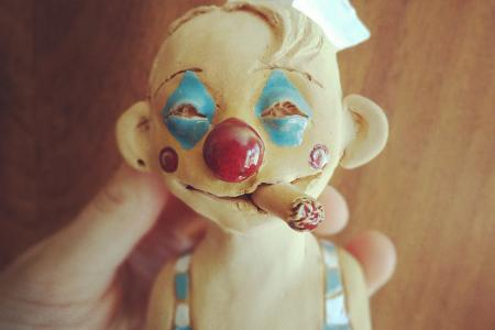 Клоун- моряк